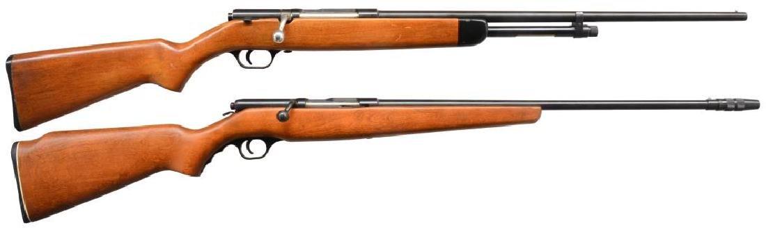 7 CURIO SHOTGUNS. - 2