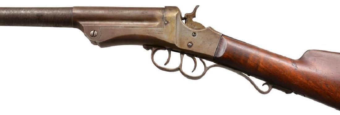 7 CURIO SHOTGUNS. - 7