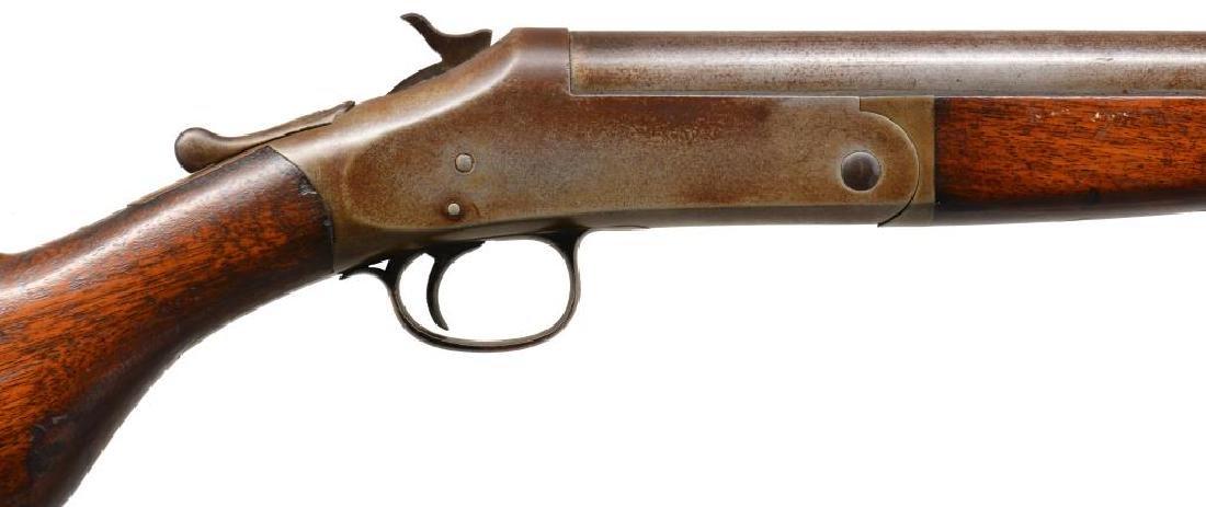 7 CURIO SHOTGUNS. - 9