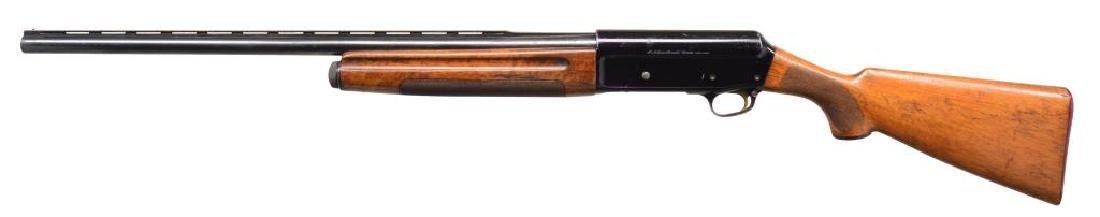 3 SHOTGUNS BY STEVENS, FRANCHI & MOSSBERG. - 4