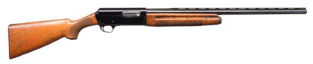 3 SHOTGUNS BY STEVENS, FRANCHI & MOSSBERG. - 5