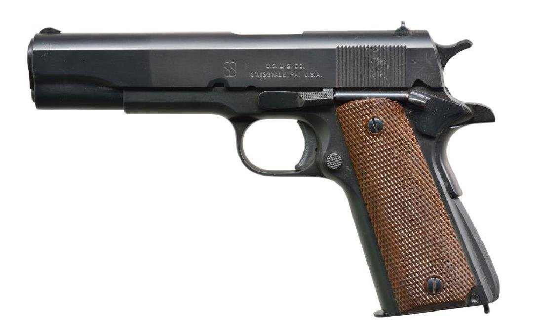 UNION SWITCH & SIGNAL MODEL 1911 A1 SEMI AUTO