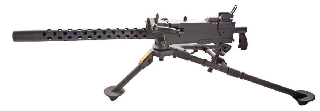 SEMI AUTO VERSION OF BROWNING M1919A4 MACHINE GUN.