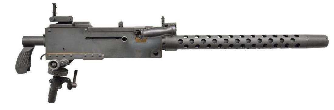 SEMI AUTO VERSION OF BROWNING M1919A4 MACHINE GUN. - 2