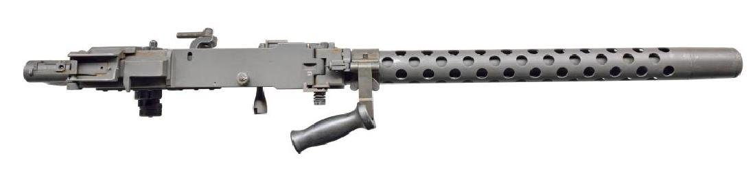 SEMI AUTO VERSION OF BROWNING M1919A4 MACHINE GUN. - 4