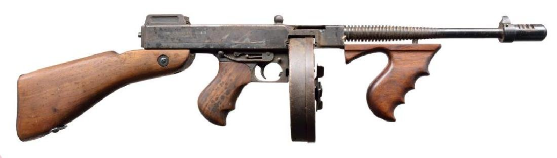 DEWAT AUTO ORDNANCE THOMPSON MODEL 1928 SMG.