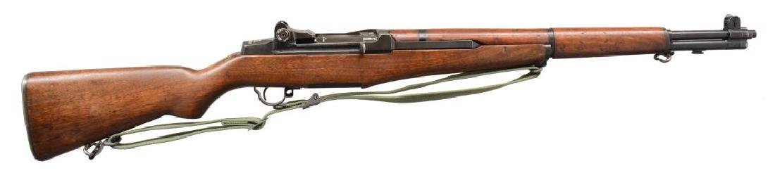HARRINGTON & RICHARDSON M1 GARAND RIFLE.