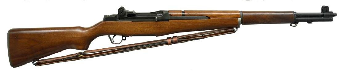 HARRINGTON & RICHARDSON M1 GARAND SEMI AUTO RIFLE.