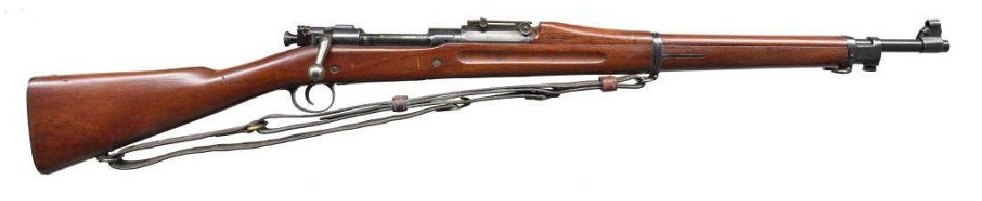 ROCK ISLAND 1903 BANNERMAN BOLT ACTION RIFLE.