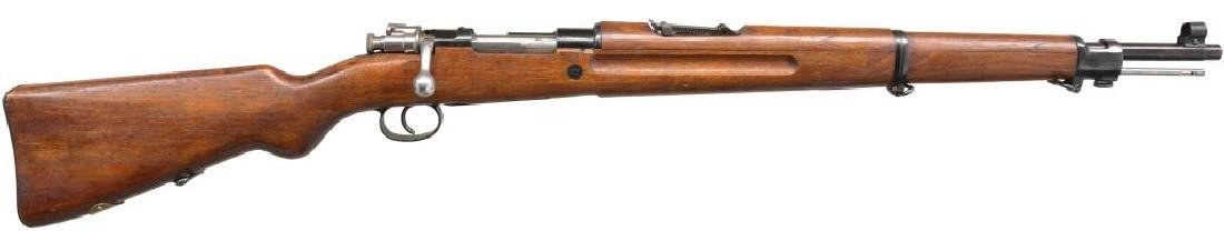 2 MILITARY BOLT ACTION RIFLES. - 3