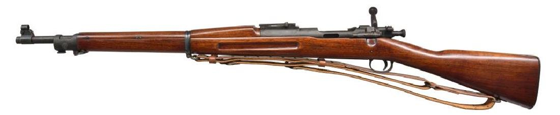 2 MILITARY BOLT ACTION RIFLES. - 4