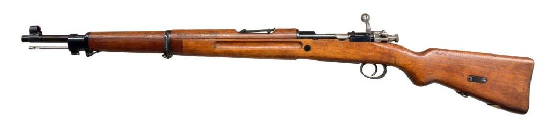 2 MILITARY BOLT ACTION RIFLES. - 5
