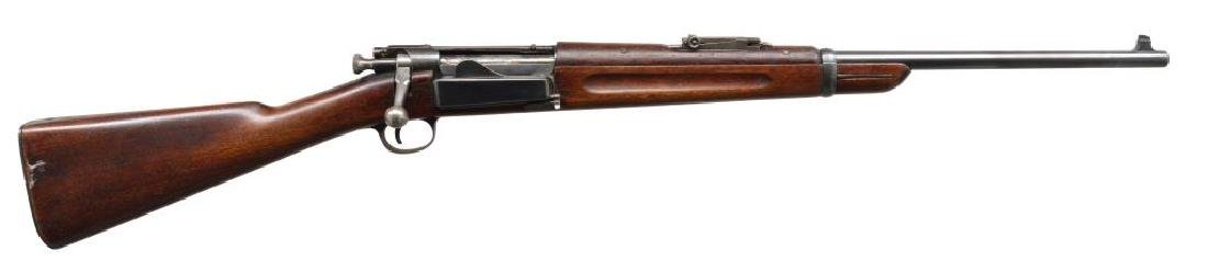 SPRINGFIELD 1899 KRAG BOLT ACTION CARBINE.