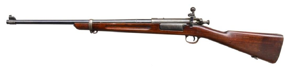 SPRINGFIELD 1898 KRAG BOLT ACTION RIFLE. - 2