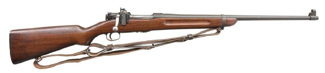 SPRINGFIELD 1922 M2 BOLT ACTION RIFLE.