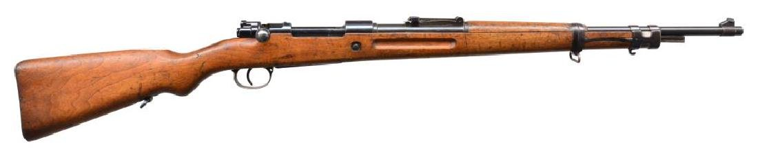 MAUSER STANDARD MODEL BOLT ACTION RIFLE.