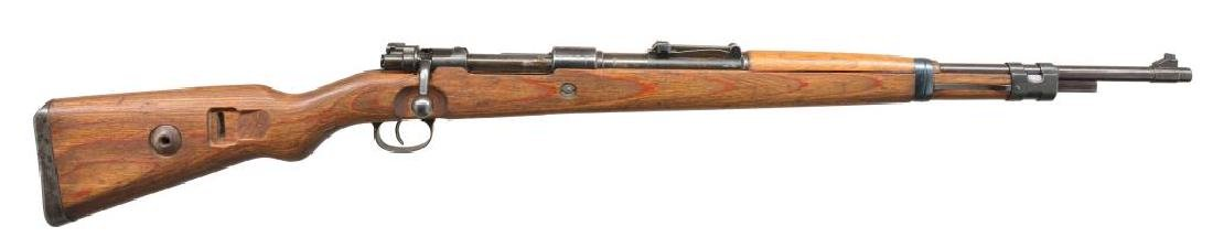 STEYR (660) MODEL 98K LUFTWAFFE BOLT ACTION RIFLE.