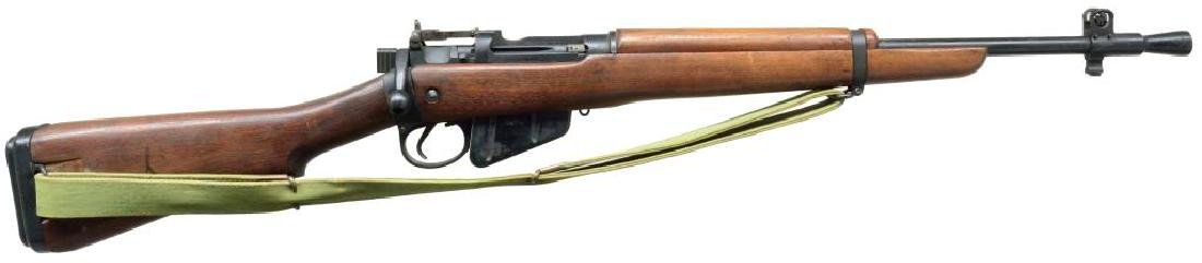 BRITISH NO. 5 GRENADE TRIALS BOLT ACTION RIFLE.