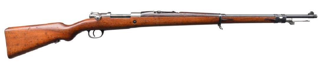 MAUSER DWM ARGENTINE 1909/10 BOLT ACTION RIFLE.