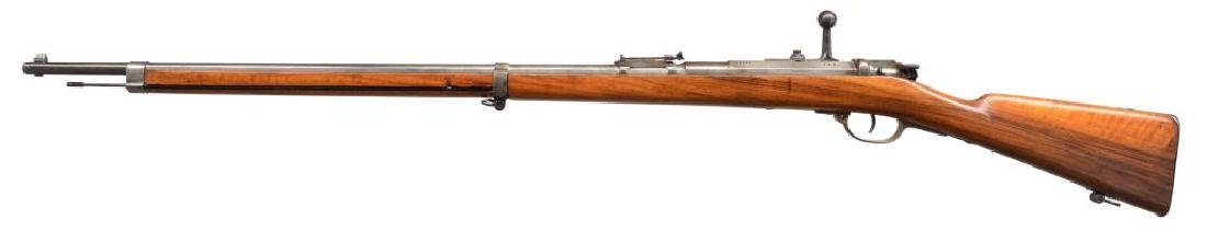 URUGUAYAN MODEL 1871/94 BOLT ACTION RIFLE. - 2