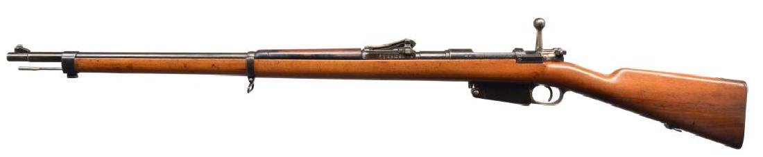 DWM MODEL 1891 PERUVIAN BOLT ACTION RIFLE. - 2