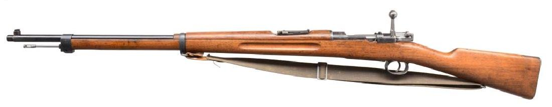 CARL GUSTAFS MODEL 1896 BOLT ACTION RIFLE. - 2