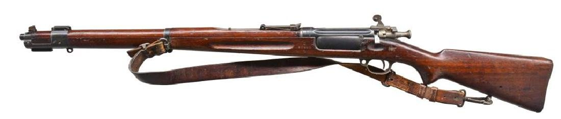 KRAG JORGENSEN NORWEGIAN MODEL 1912 BOLT ACTION - 2