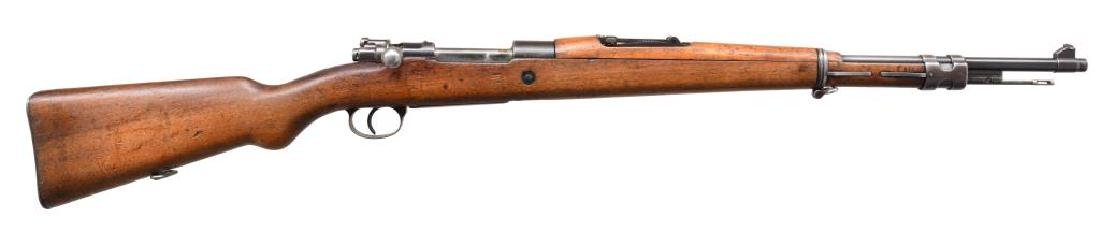 GREEK MODEL 1930 BOLT ACTION RIFLE.