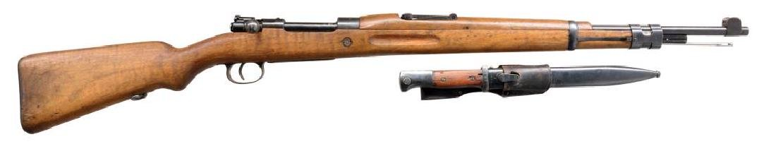 SPANISH MAUSER MODEL 1943 AIR FORCE BOLT ACTION