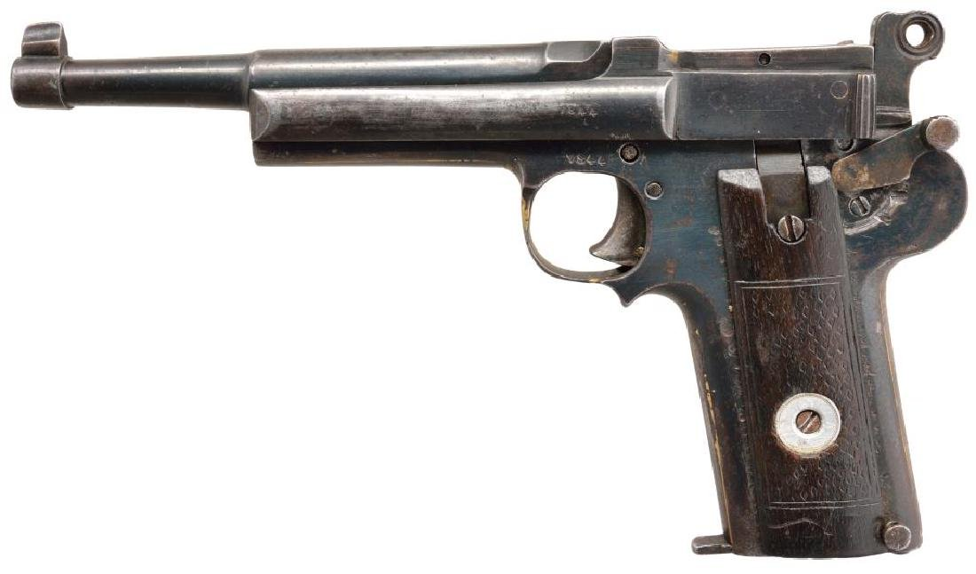 UNKNOWN CHINESE SEMI AUTO PISTOL.