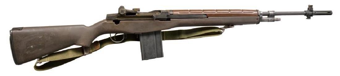 ARMSCORP M14 SEMI AUTO RIFLE.
