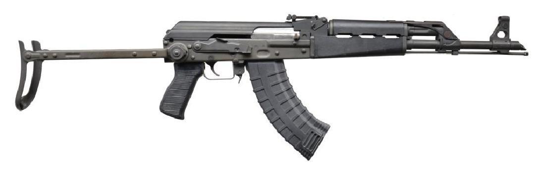 CENTURY ARMS MODEL 70 AB2 SEMI AUTO RIFLE.