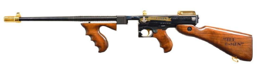 THOMPSON G-MEN / J. EDGAR HOOVER TRIBUTE SEMI AUTO - 2