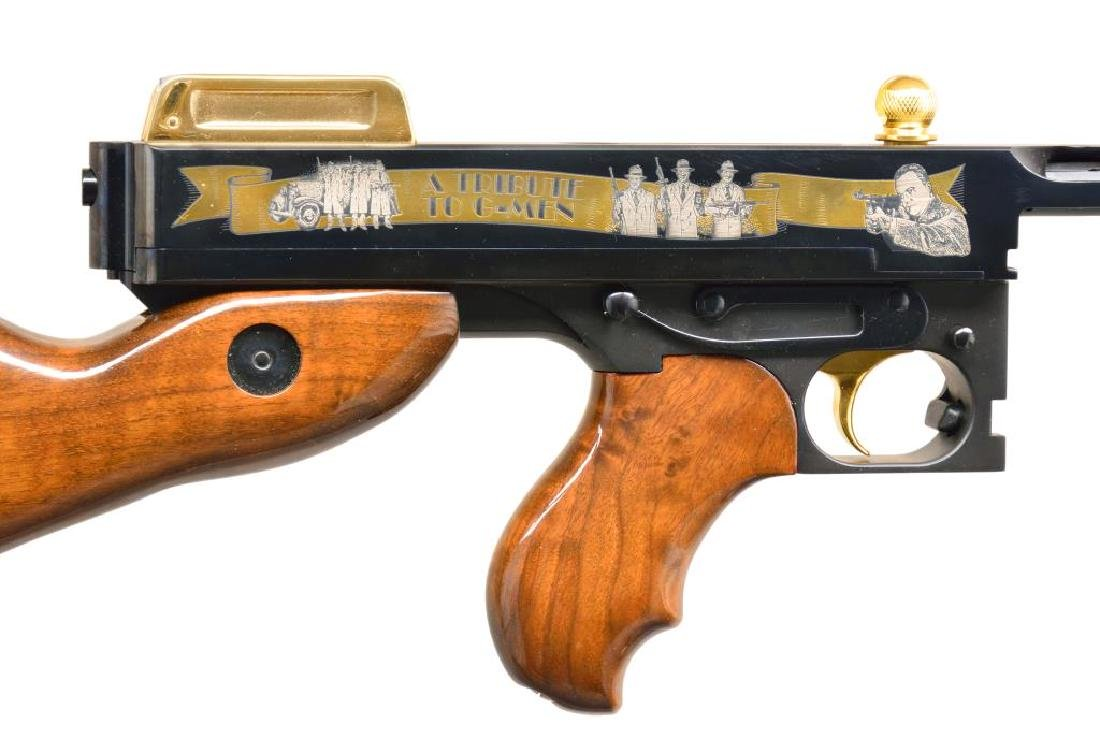 THOMPSON G-MEN / J. EDGAR HOOVER TRIBUTE SEMI AUTO - 3