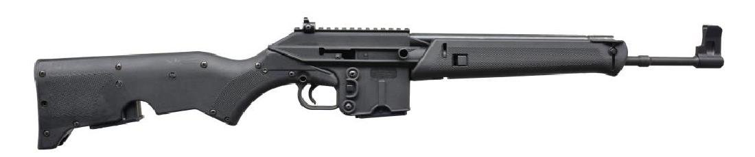 KEL-TEC MODEL SU-16 SEMI AUTO RIFLE.