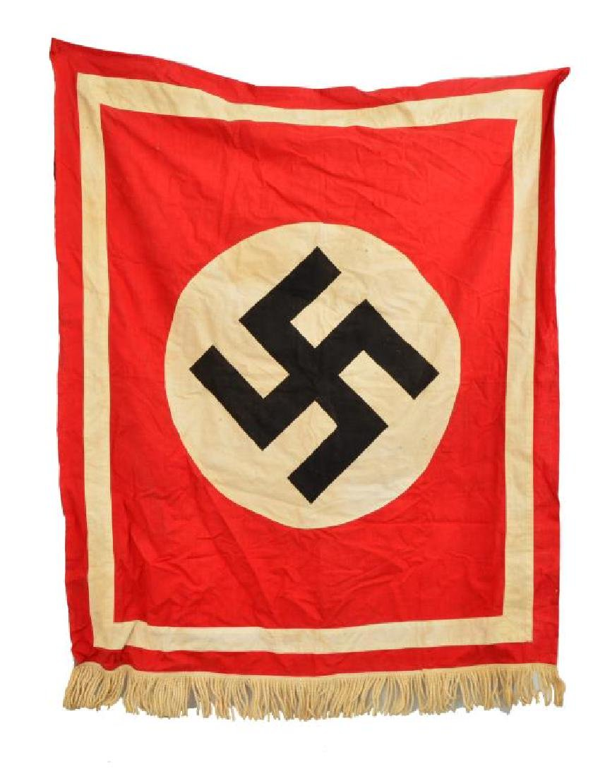 WWII GERMAN BANNERS, PENNANTS & FLAG. - 4