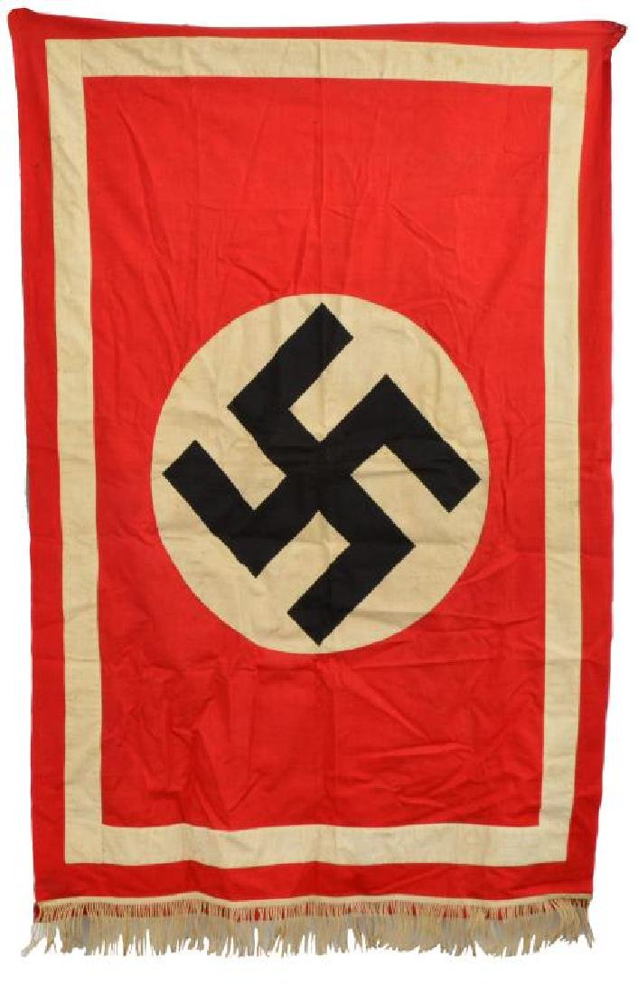 WWII GERMAN BANNERS, PENNANTS & FLAG. - 5
