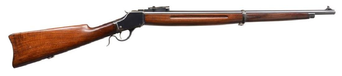 WINCHESTER 1885 HIGH WALL SINGLE SHOT MUSKET.