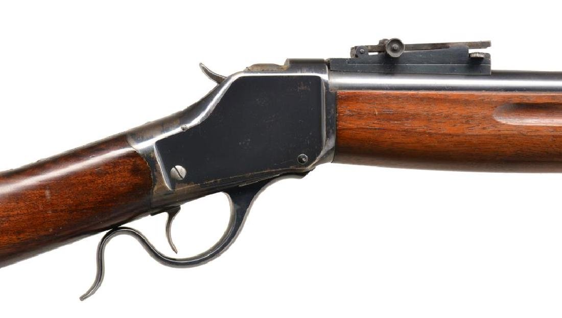 WINCHESTER 1885 HIGH WALL SINGLE SHOT MUSKET. - 3