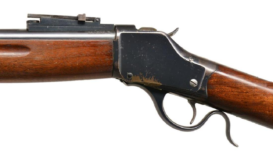 WINCHESTER 1885 HIGH WALL SINGLE SHOT MUSKET. - 4