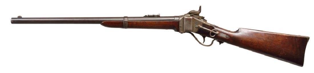 SHARPS NEW MODEL 1863 CARTRIDGE CONVERSION CARBINE