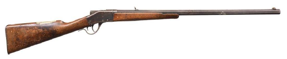 SHARPS 1878 BORCHARDT SINGLE SHOT RIFLE.