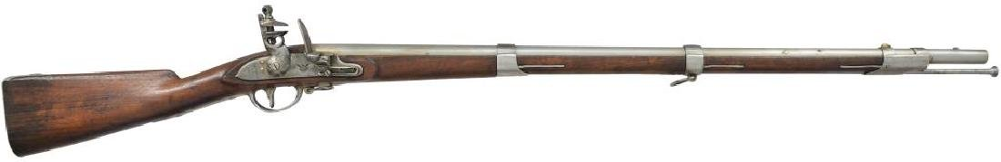 HARPER'S FERRY 1816 DATED SHORT MUSKET.