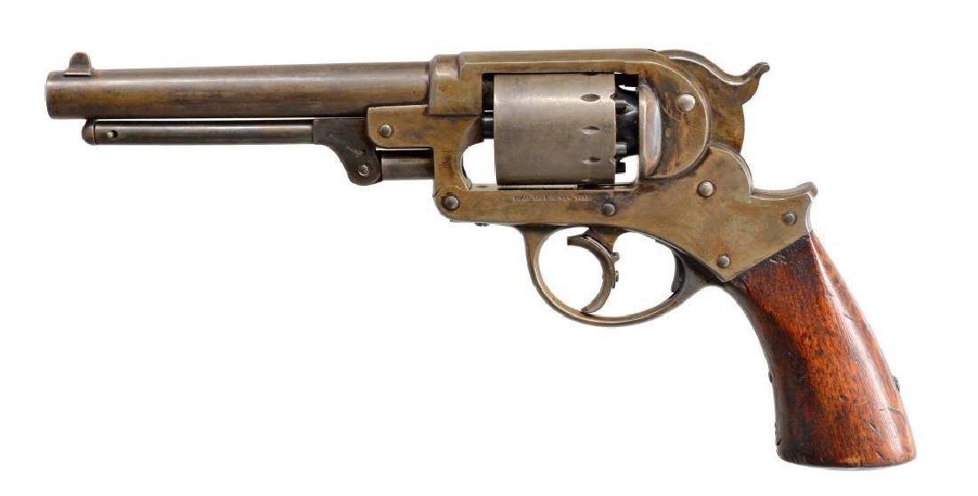 STARR ARMS CO DA 1858 ARMY REVOLVER.