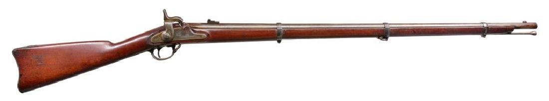 SPRINGFIELD 1863 TYPE 1 PERCUSSION RIFLE MUSKET.