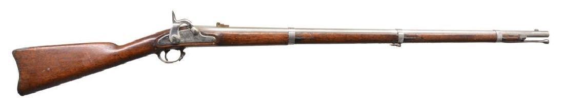 SPRINGFIELD 1861 RIFLE MUSKET.