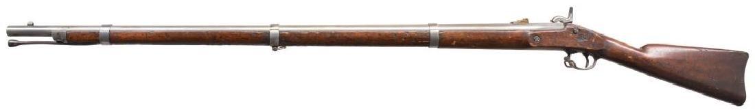 SPRINGFIELD 1861 RIFLE MUSKET. - 2