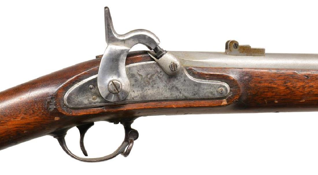 SPRINGFIELD 1861 RIFLE MUSKET. - 3