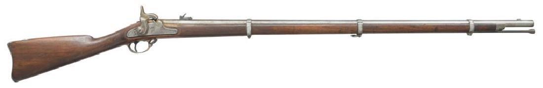 SPRINGFIELD M1863 RIFLE MUSKET.