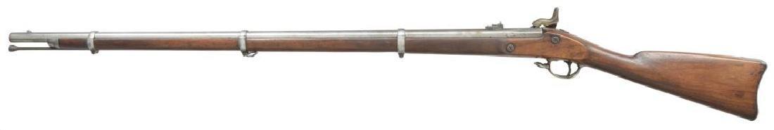 SPRINGFIELD M1863 RIFLE MUSKET. - 2